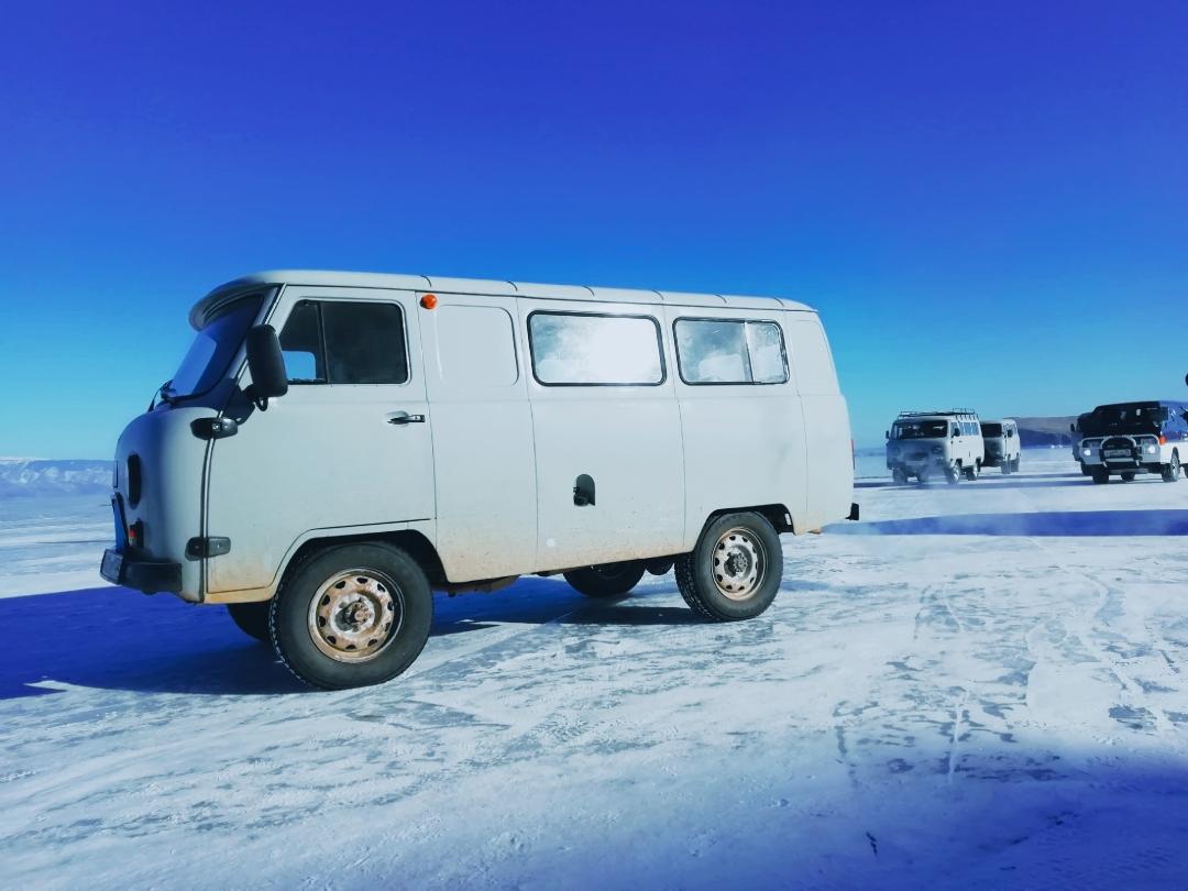 贝加尔湖之旅